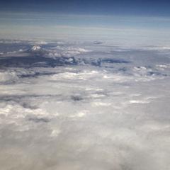 Volcan Perote desert, eastern escarpment