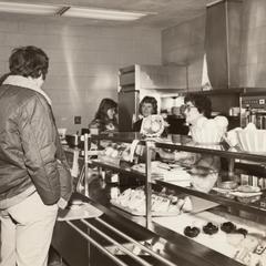UW Center Barron County cafeteria