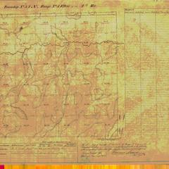 [Public Land Survey System map: Wisconsin Township 34 North, Range 05 East]