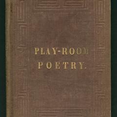 Play-room poetry