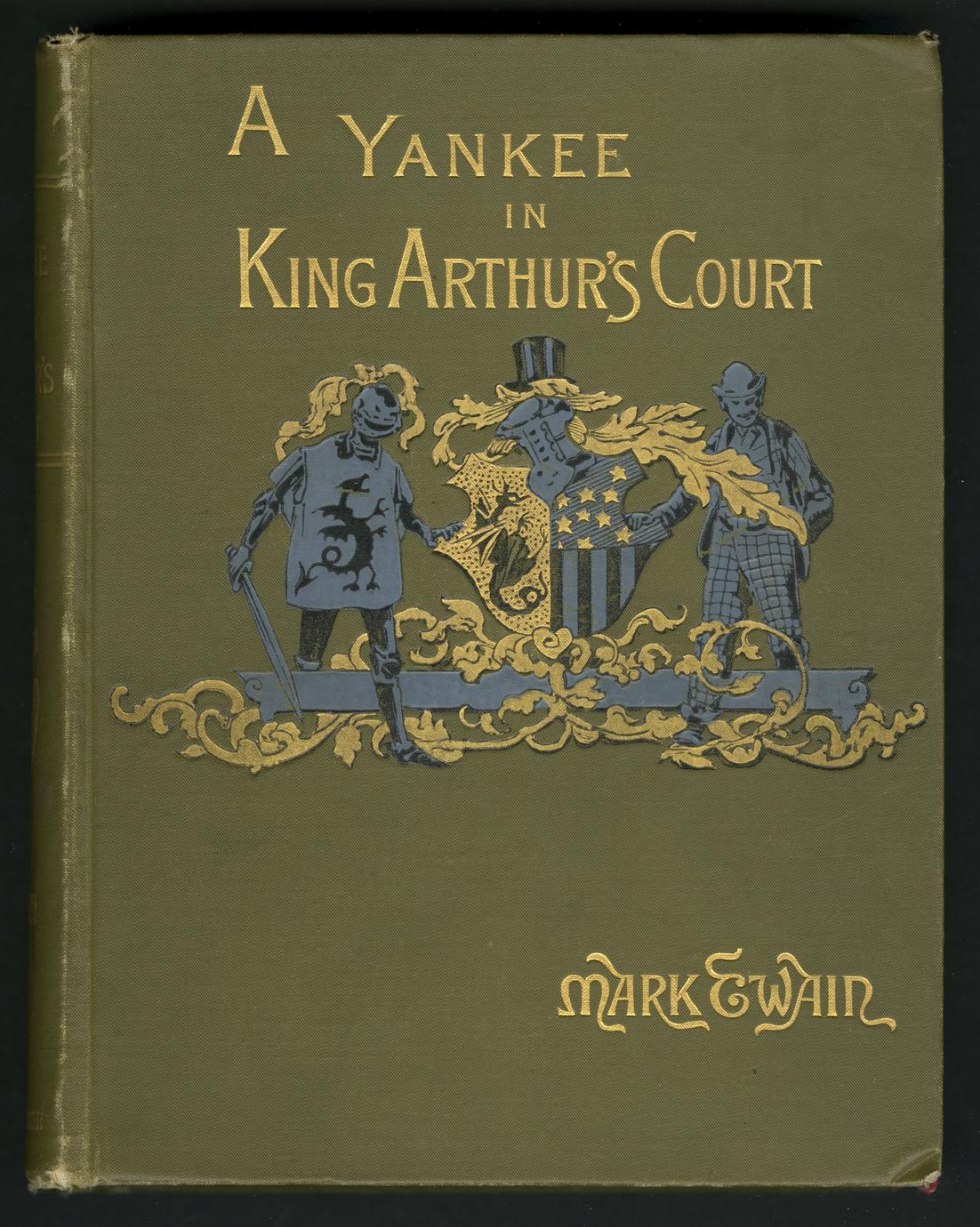 A Connecticut Yankee in King Arthur's court (1 of 3)