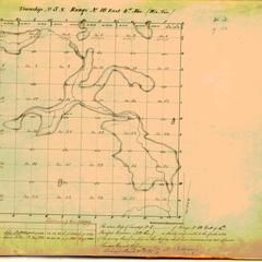 [Public Land Survey System map: Wisconsin Township 05 North, Range 10 East]