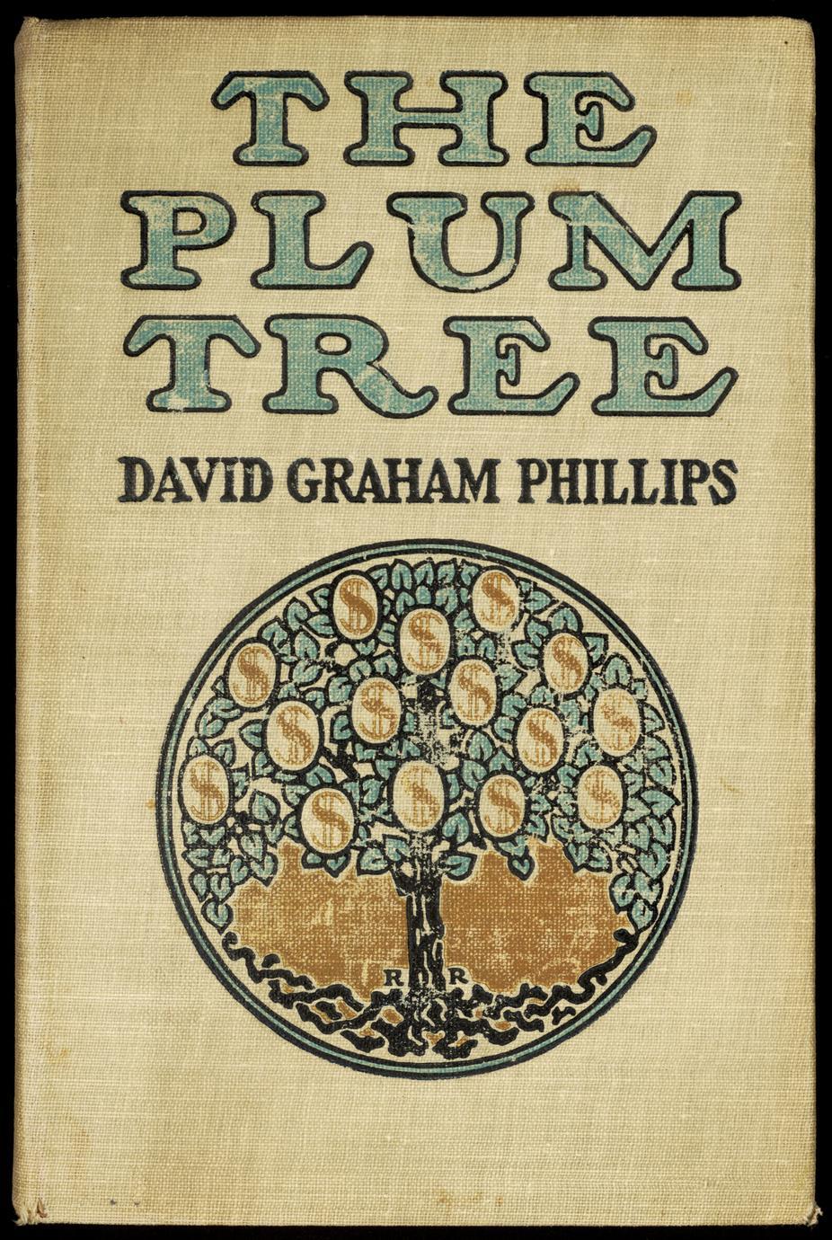 The plum tree (1 of 3)