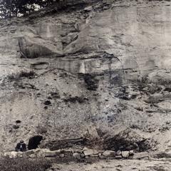Quarry in Eau Claire beds