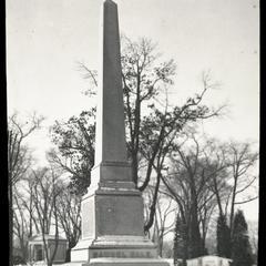Monument of Samuel Hale