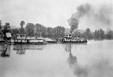Unidentified Towboat