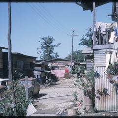 Nearby alleyways