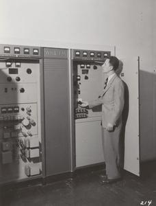 WHA radio equipment
