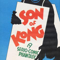Son of Kong Print