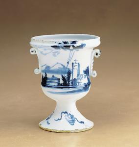 Flower vase or flower pot