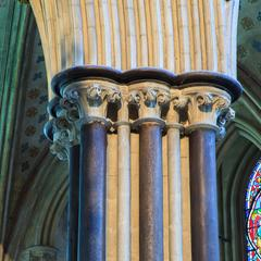 Worcester Cathedral interior Lady Chapel