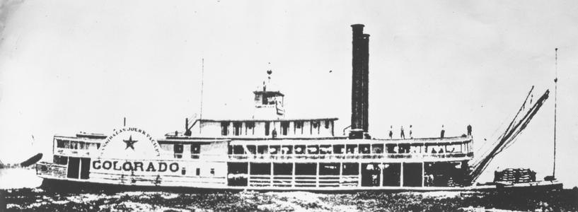 Colorado (Packet/Excursion boat, 1864-1884)