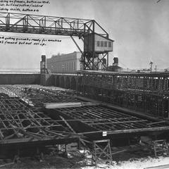 Keokuk Iowa Boat Yard