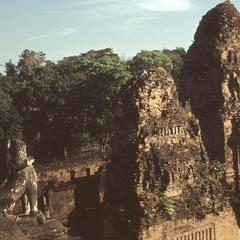 Pre Rup : view from top