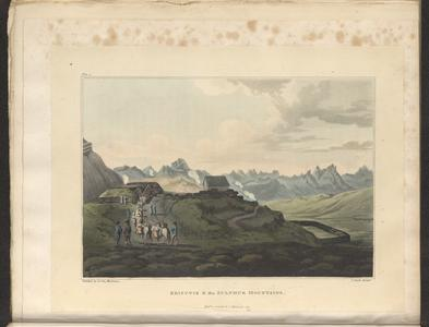 Krisuvik & the Sulphur Mountains