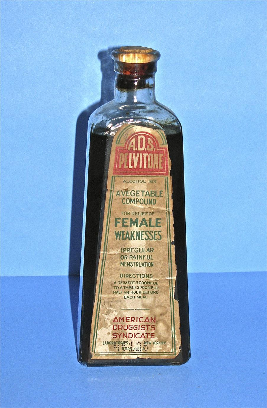 ADS Pelvitone vegetable compound