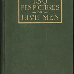 130 pen pictures of live men