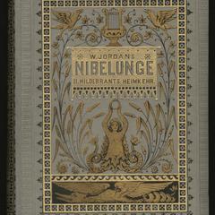 Wilhelm Jordan's Nibelunge, Zweites Lied : Hildebrants Heimkehr