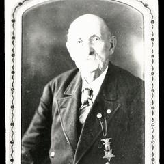 Theodore Boyington - portrait of 1928