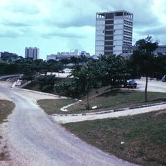 View of Dar es Salaam University