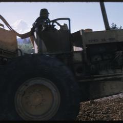 Xayabury : earth moving machine