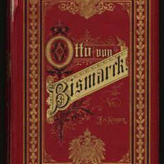 Fürst Bismarck, der deutsche reichskanzler