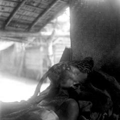 Exposition of a Corpse of a Kuba-Pyaang Woman