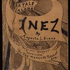 Inez : a tale of the Alamo