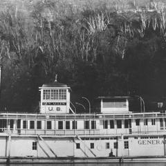 General Allen (Towboat/Packet, 1922-1943)