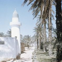 Mosque at Tagiura