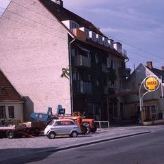 Danish Shell station