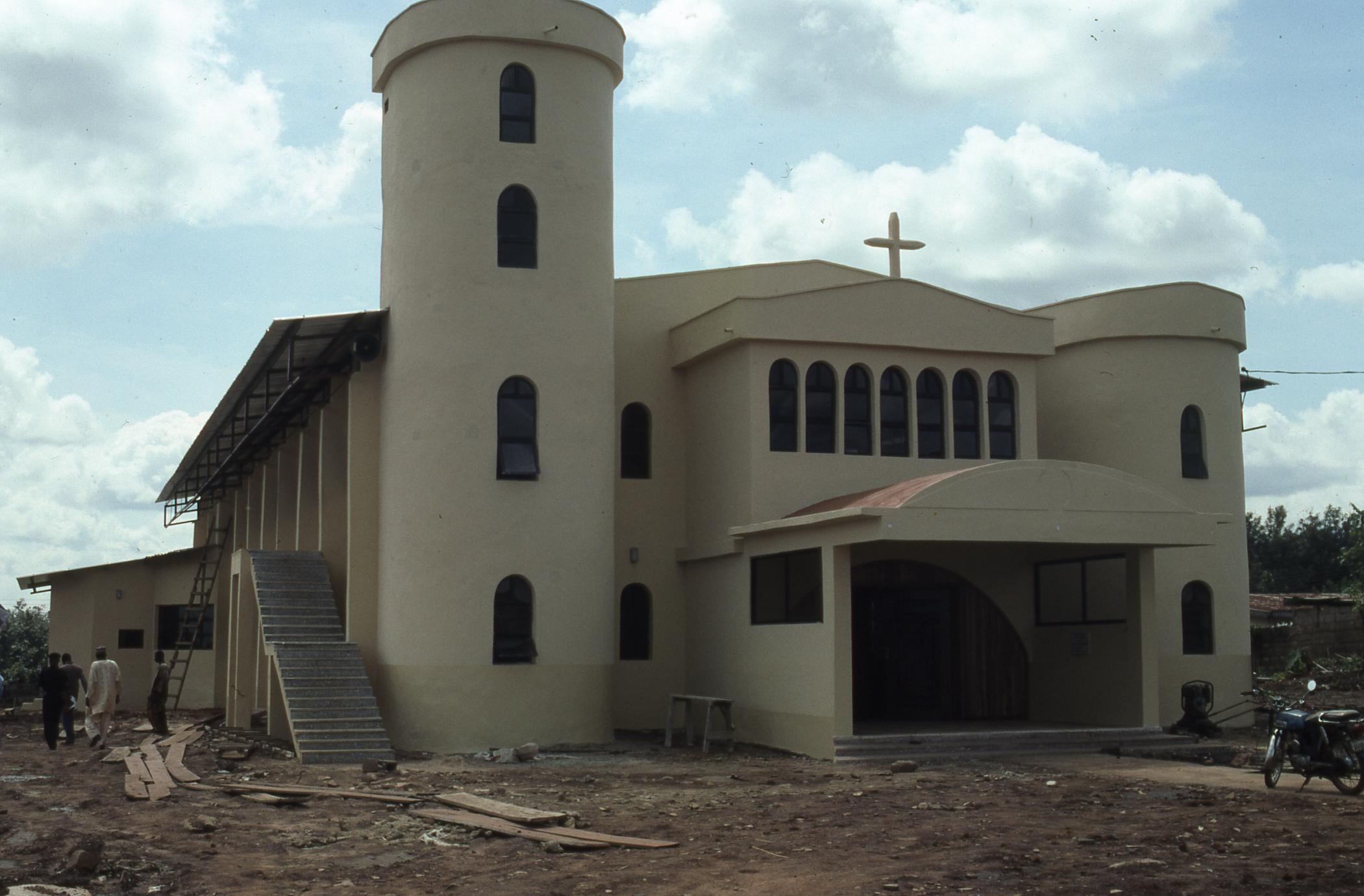 New church in Iloko