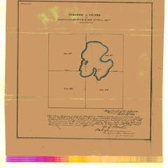 [Public Land Survey System map: Wisconsin Township 03 North, Range 19 East]