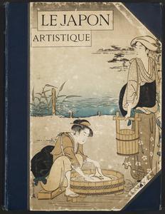 Le Japon artistique : documents d'art et d'industrie
