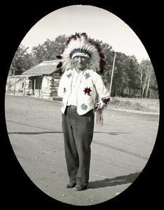 Chief Thunder, Indian