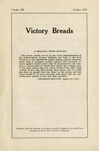 Victory breads