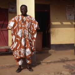 Reverend Akanbi