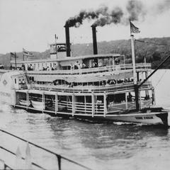 Verne Swain (Packet, Excursion boat, 1913-1929)