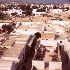 Kairouan Over the Rooftops