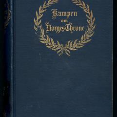 Kampen om Norges throne : historiske skildringer