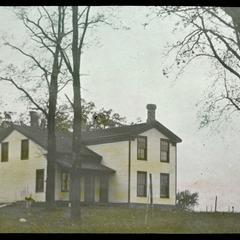Charles Leet home