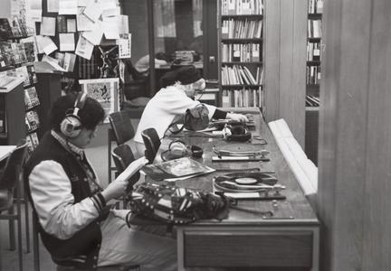 Library, Janesville, ca. 1980