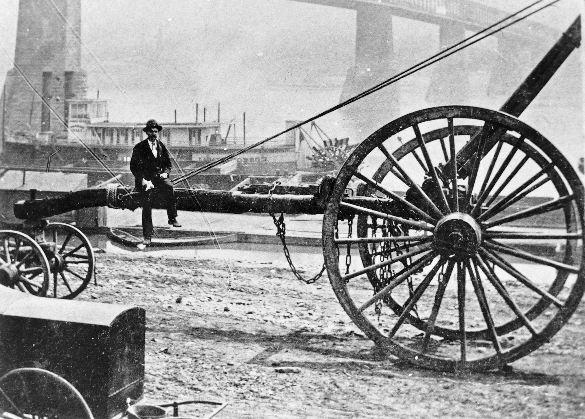 James Hobson (Towboat, 1873-1886)