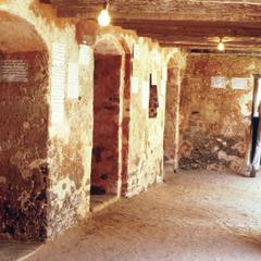 Cells for Holding Slaves on Gorée Island