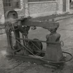 An early MacWhyte machine