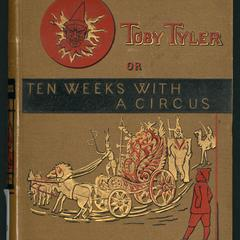 Toby Tyler : or, Ten weeks with a circus