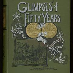 Glimpses of fifty years : the autobiography of an American woman