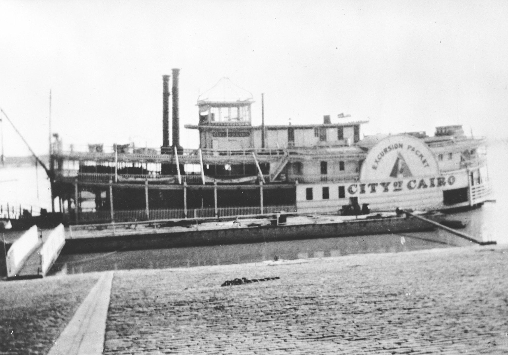 City of Cairo (Excursion boat, 1923-1924?)