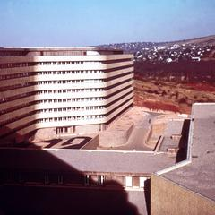 View of Exterior of University of South Africa, Pretoria