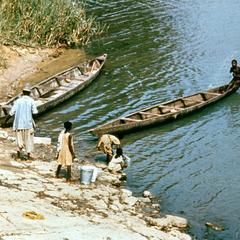 Volta River Canoes